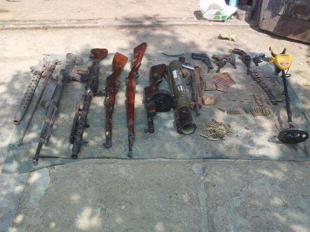 Операция «Арсенал»: незарегистрированное оружие можно сдать в любом ОВД Брестчины